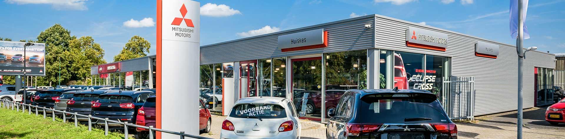 Auto Huiskes - Mitsubishi Parallelweg 5 Oss